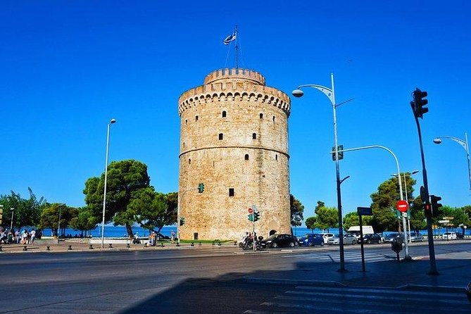 Thessaloniki Private Historic Walking Tour