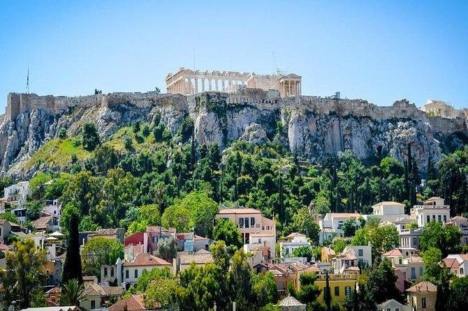 Athens Small Group Tour with Acropolis,Parthenon,Museum Including Meals