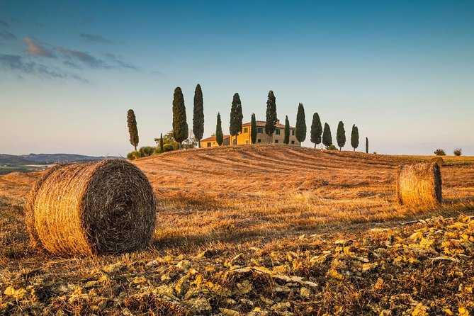 Val d'Orcia and dairy experience