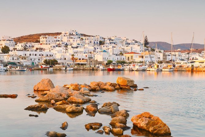 Private Two Days Cruise from Paros