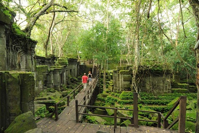 Half Day Beng Mealea Temple photo 1