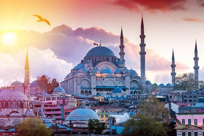 Half Day Istanbul City Tour Afternoon
