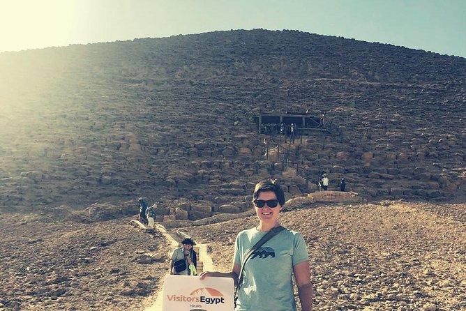 Day Tour at Giza Pyramids & Egyptian Museum