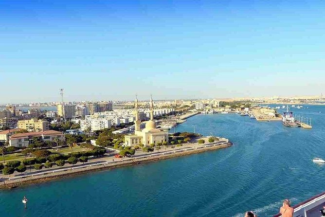 Cheap trip : One day trip from Cairo to Suez.