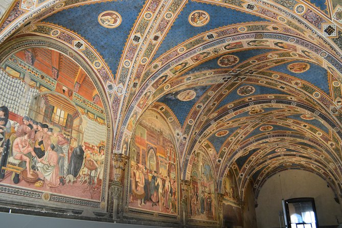Discover the ancient hospital of Santa Maria della Scala