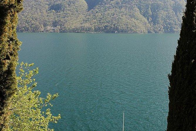 Stunning photo tour from Lugano to Gandria with photo pro