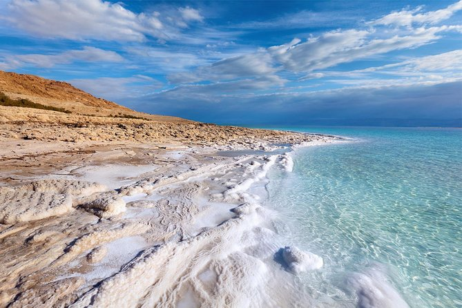 Ultra - Ramon Private Airport Transfer from Ramon Airport to Dead Sea