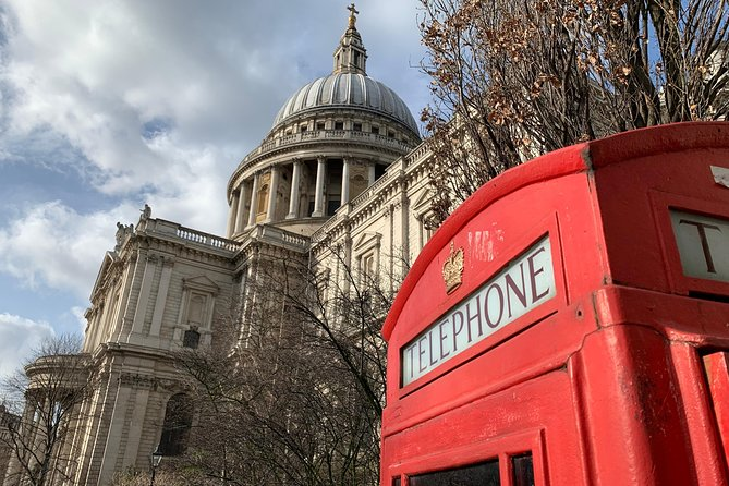 Best of London Sightseeing Walking Tour for Kids and Families