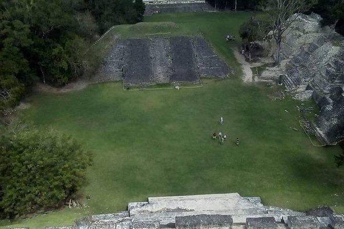 Cave Tubing, Zip Lining and Xunantunich Mayan Ruin
