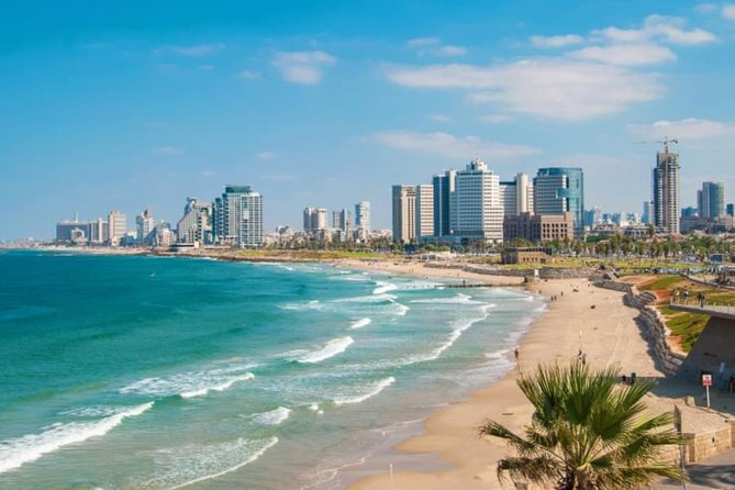 Ultra - Tel Aviv Private Airport Transfer from City Centre to Ben Gurion Airport