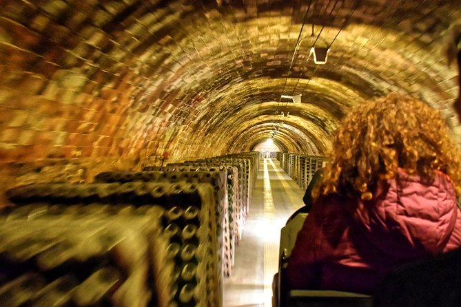 Montserrat & Codorníu Caves half-day premium tour from Barcelona