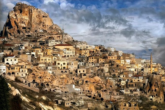 Day and Night Cappadocia Tour with Turkish Night Show Including Dinner