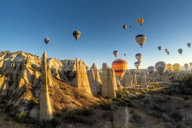 Deal for Top Cappadocia Experiences - Balloon Ride, Red Tour, Green Tour