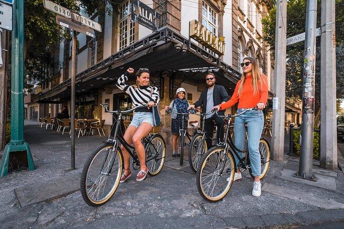 Foodhoodmx - Gastronomic Day Bike Tour