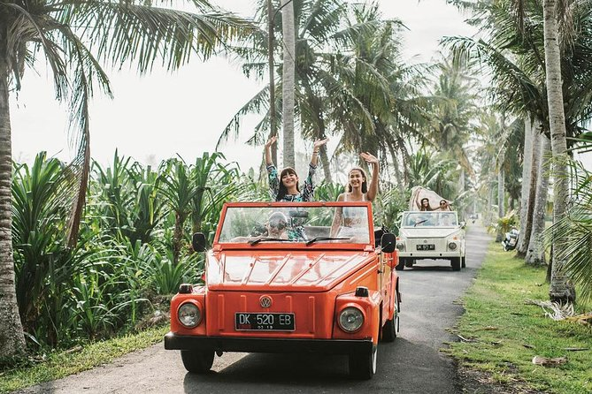 Full-Day Tour to Exploring The Gate of Heaven with VW Safari Classic Car