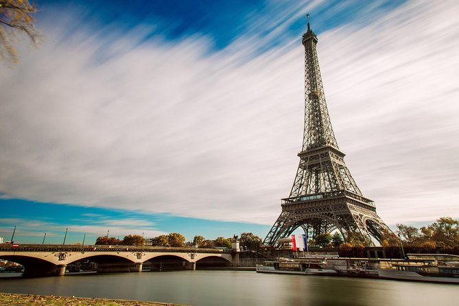 Visit the Eiffel Tower at your own pace Self-guided audio tour