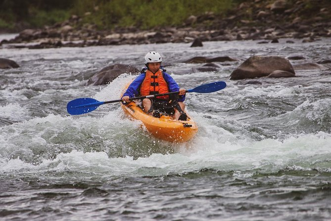 Full Day Kayak Excursion of the Yellowstone River