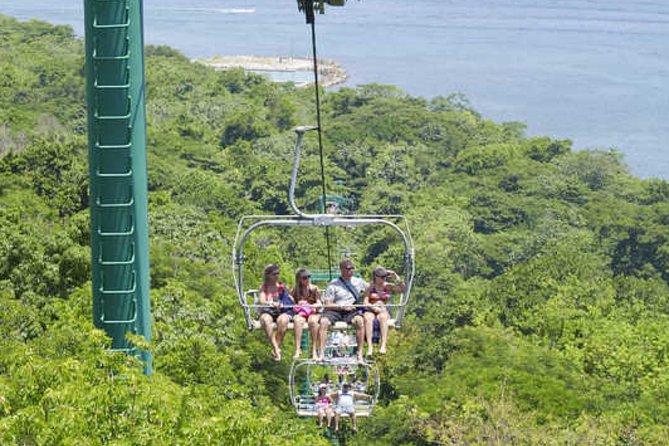 Mystic Mountain Zip-line Adventure / Konoko Falls and Tropical Garden Tour