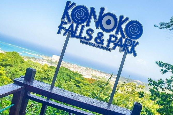 Konoko Garden & Mohoe Falls