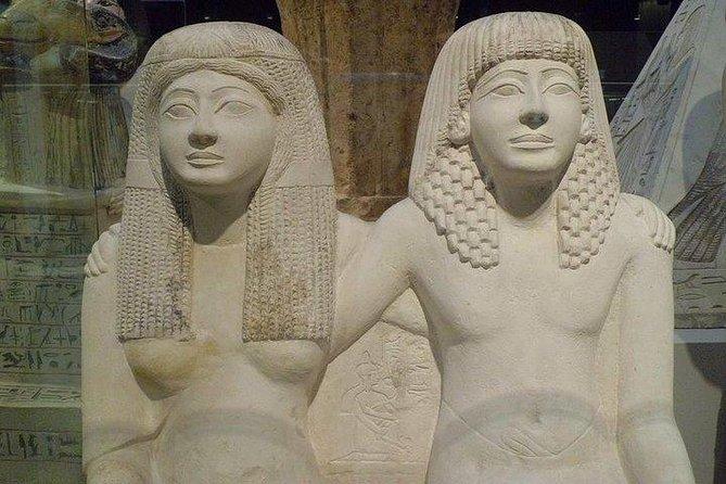 Pyramids of Giza & Sphinx, Egyptian Museum and Khan el-Khalili Bazaar