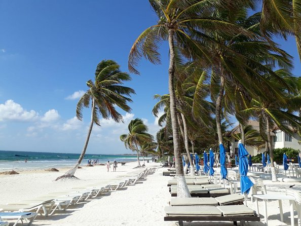 Tulum ruins and Paradise Beach tour