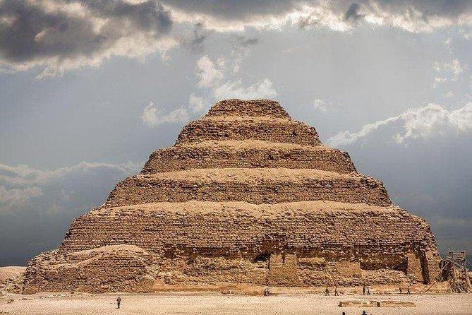 Memphis, Saqqara, Citadel and Khan El-Khalili Bazaar