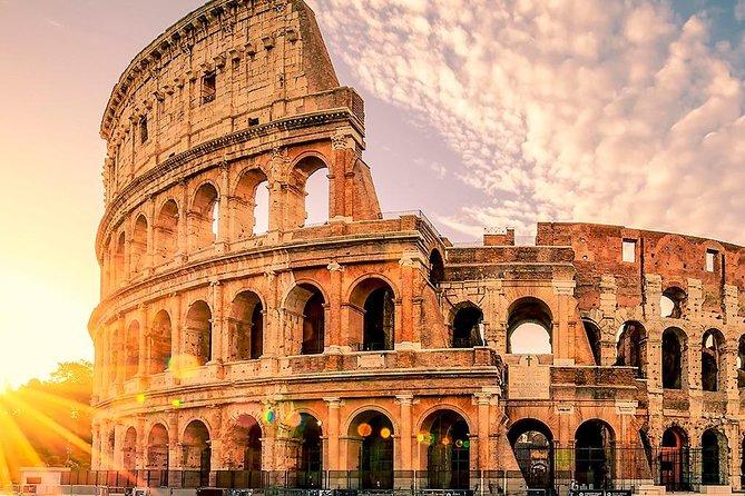Coliseum & the Gladiator's Legends