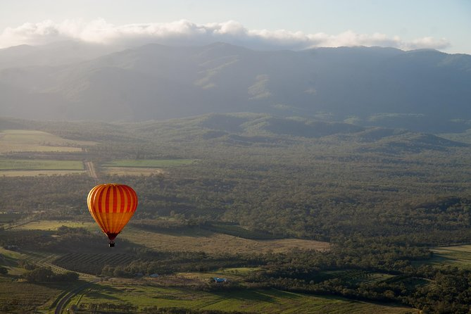 Hot Air Ballooning Tour from Cairns