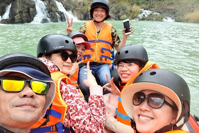 Cocoa, Chocolate experience and rafting on the river