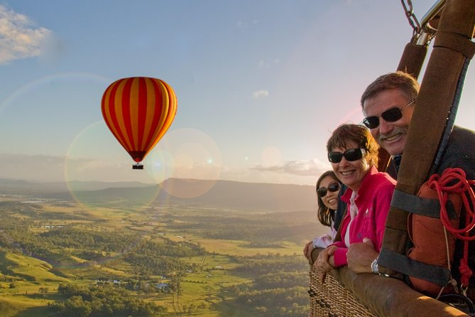 Hot Air Ballooning Tour from Port Douglas