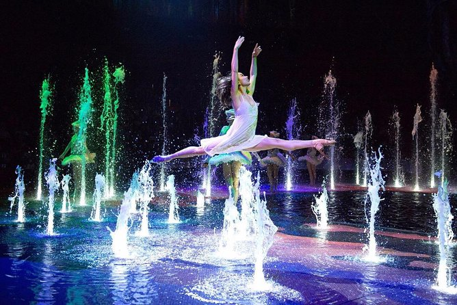 Macau The House of Dancing Water Show [E-Voucher]