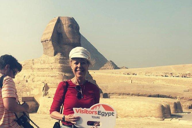 Day Trip to Pyramids, Memphis City and Sakkara