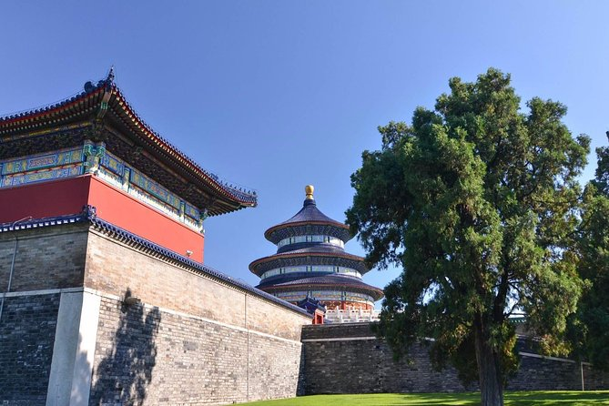 All Inclusive 2-Day Private Tour of Beijing City Highlights with Accommodation