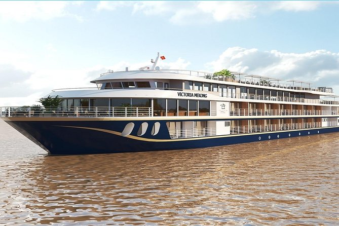 Victoria Mekong Cruise The Only Way To Explore Mekong Delta