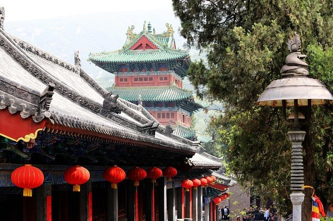 2-Day Private Tour of Luoyang City and Shaolin Temple from Zhengzhou