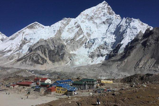 Mt. Everest Base Camp (EBC) Trekking from Kathmandu