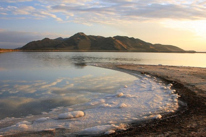Private Tour: Best of Salt Lake City including the Great Salt Lake