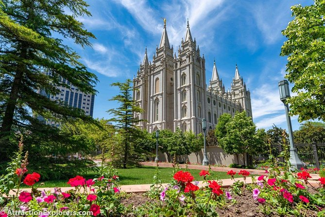 Best of Salt Lake City Sightseeing Tour