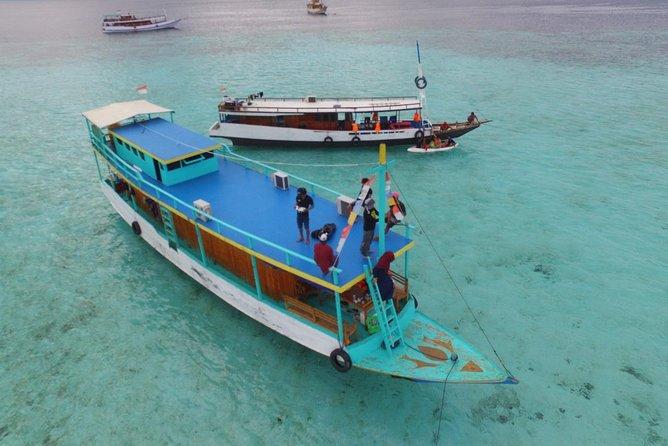Tour Komodo Rinca island 3D/2N