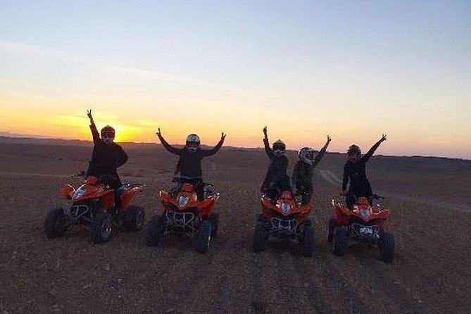 Half-Day ATV Grand Sunset Private tour