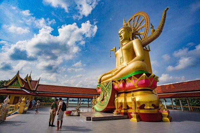Koh Samui Sightseeing Tour by Minivan