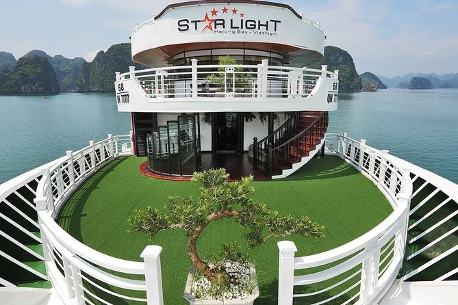 Starlight Cruise-Bai Tu Long Bay 2 Days 1 Night