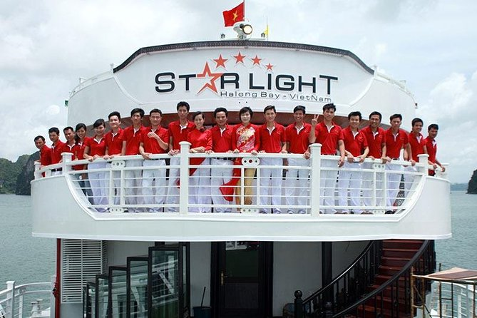 Bai Tu Long Bay 2 Days 1 Night- Starlight Cruise - 5 Star