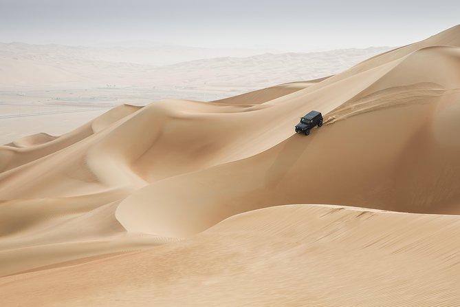 Amazing Abu Dhabi Evening Safari