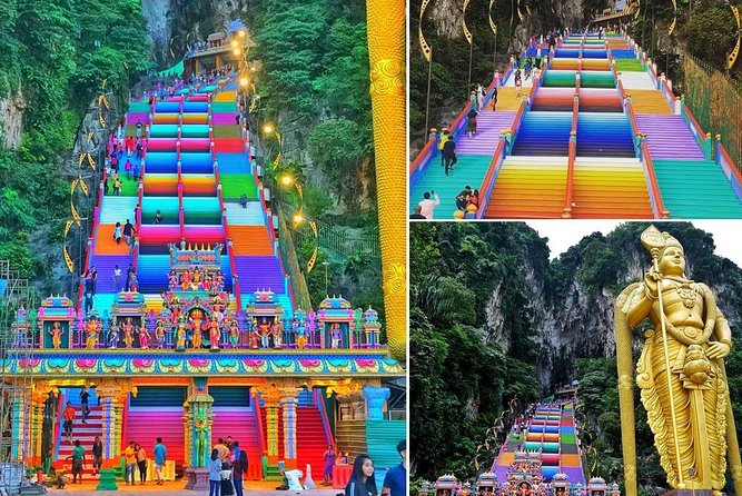 Guided Shore Excursion: Batu Caves And Kuala Lumpur City Tour