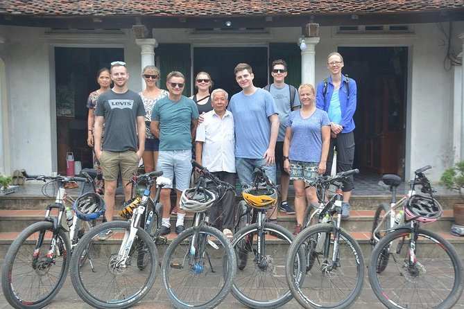 Hanoi Bicycle Tours Countryside Half Day