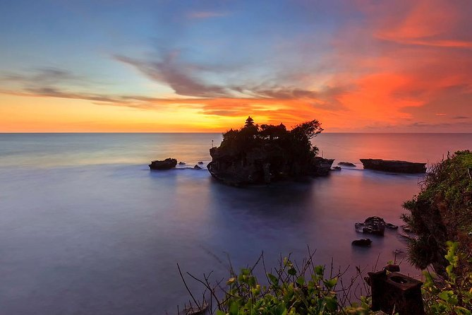 Full-Day Tour to Exploring Ubud and Tanah Lot Temple