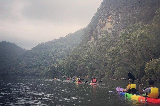 Hawkesbury River Kayak Adventure