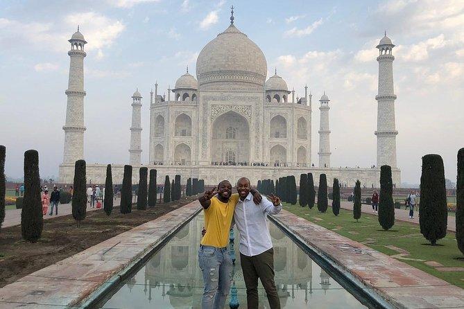 Delhi Agra Fatehpur Sikri Same Day Tour