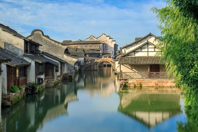 One-Day Excursion to Explore Wuzhen Water Town from Hangzhou